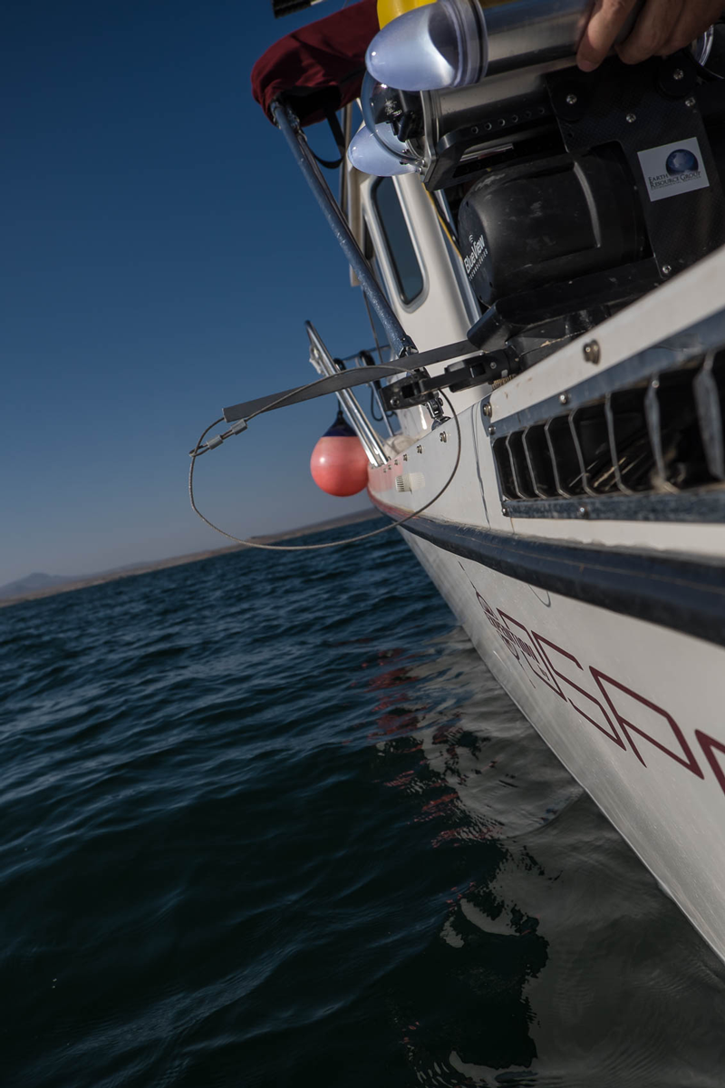 AUGUST 27, 2015 - Earth Resource Group Recovers Lake Mead Drowning Victim with VideoRay Pro 4 ROV